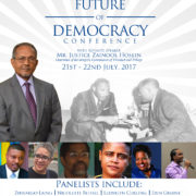 Future of Democracy Conference 2017